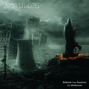 SACRILEGE - BEHIND THE REALMS OF MADNESS Vinyl LP
