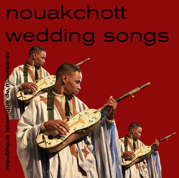 V/A - NOUAKCHOTT WEDDING SONGS LP