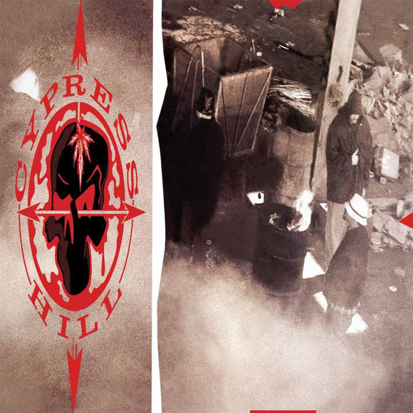 CYPRESS HILL - S/T Vinyl LP