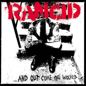 RANCID - AND OUT COME THE WOLVES LP