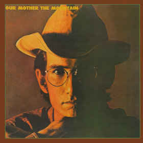TOWNES VAN ZANDT - OUR MOTHER THE MOUNTAIN LP