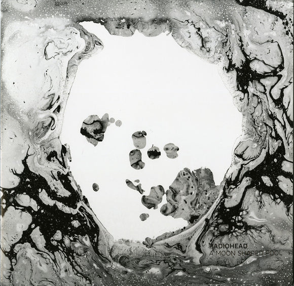 RADIOHEAD - A MOON SHAPED POOL Vinyl 2xLP