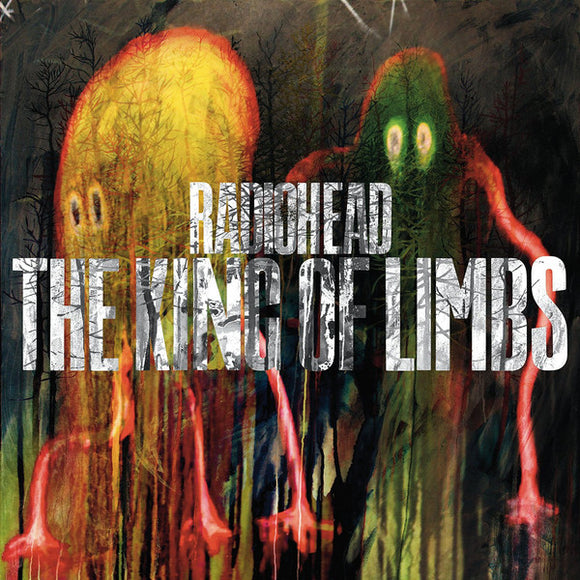 RADIOHEAD - KING OF LIMBS Vinyl LP