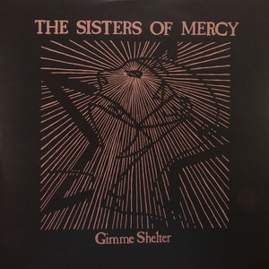 THE SISTERS OF MERCY - GIMME SHELTER LP