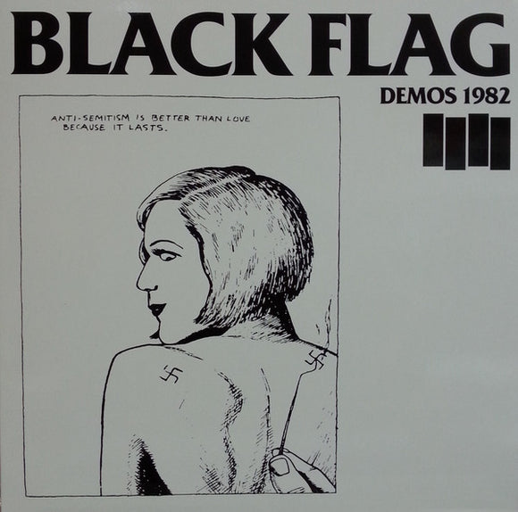 BLACK FLAG - DEMOS 1982 Vinyl LP