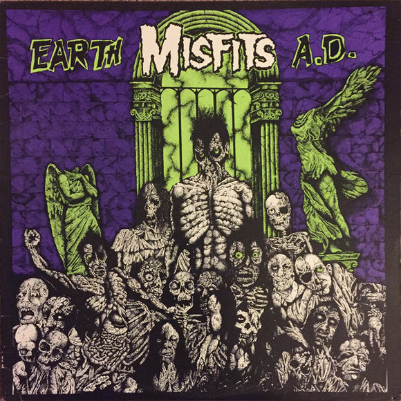 MISFITS - EARTH AD Vinyl LP