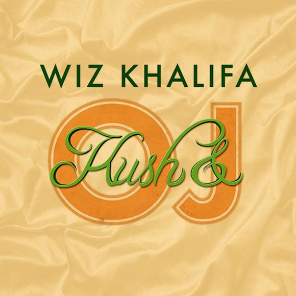 WIZ KHALIFA - KUSH & ORANGE JUICE LP