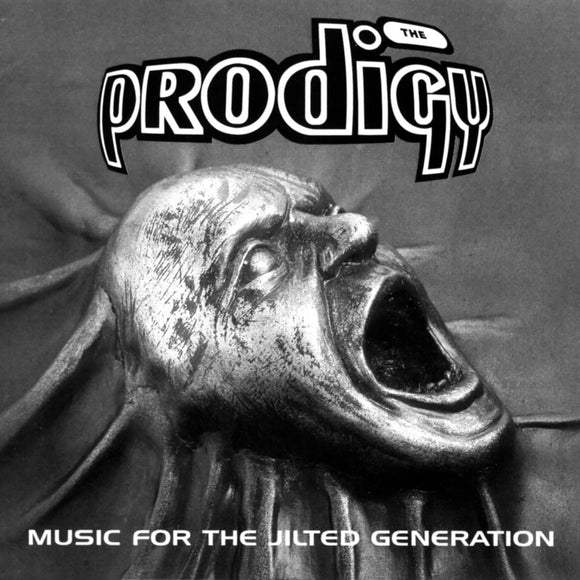 PRODIGY - MUSIC FOR THE JILTED GENERATION Vinyl LP