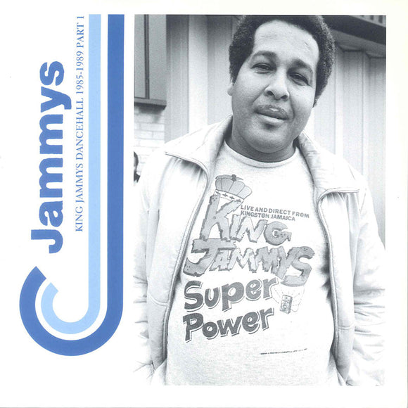 V/A  - KING JAMMYS DANCEHALL 1: DIGITAL REVOLUTION 1985-1989 2xLP