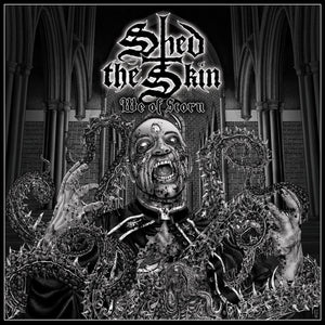 SHED THE SKIN - THE FORBIDDEN ARTS Vinyl LP