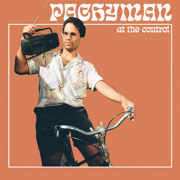 PANCHYMAN - AT THE CONTROL Vinyl 7