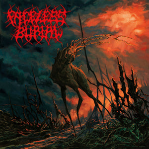 FACELESS BURIAL - GORESQUE MISCREATION Vinyl LP