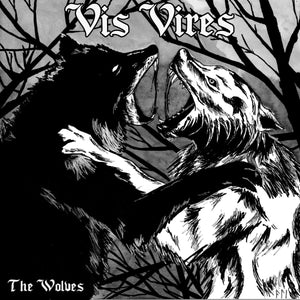 VIS VIRES - THE WOLVES Cassette EP