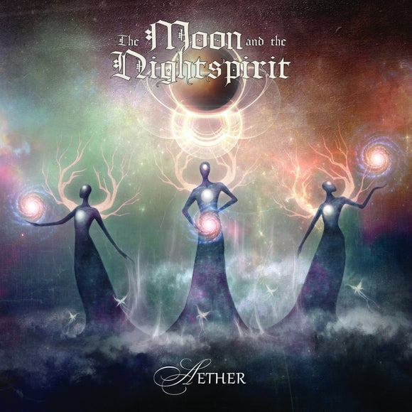 THE MOON AND THE NIGHTSPIRIT - AETHER Vinyl LP