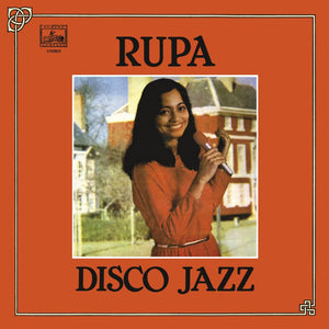 RUPA - DISCO JAZZ Vinyl LP