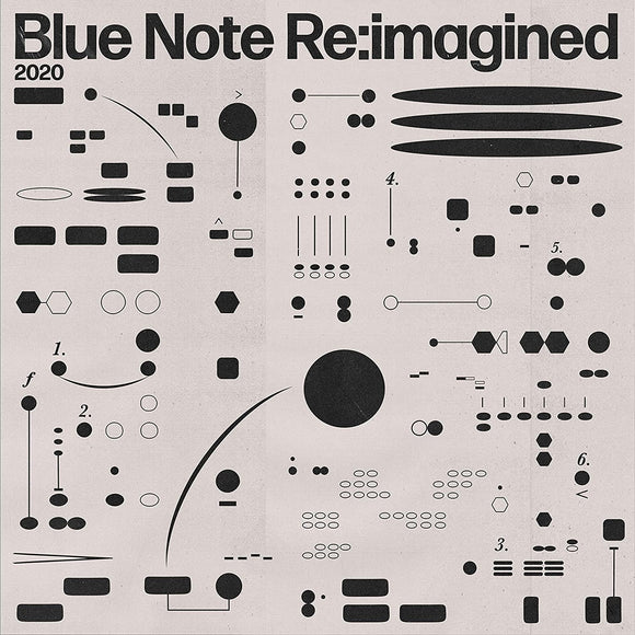 V/A - BLUE NOTE RE:IMAGINED 2020 Vinyl 2xLP