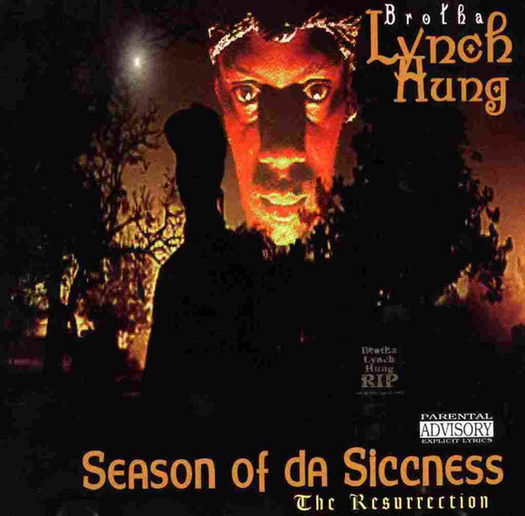 BROTHA LYNCH HUNG - SEASON OF DA SICCNESS Vinyl 2xLP