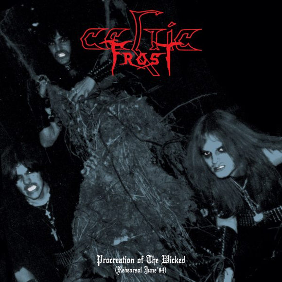 CELTIC FROST - PROCREATION OF THE WICKED LP