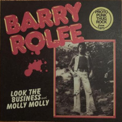 ROLFE, BARRY - LOOK THE BUSINESS Vinyl 7