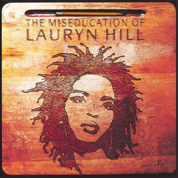 LAURYN HILL - THE MISEDUCATION OF LAURYN HILL Vinyl LP