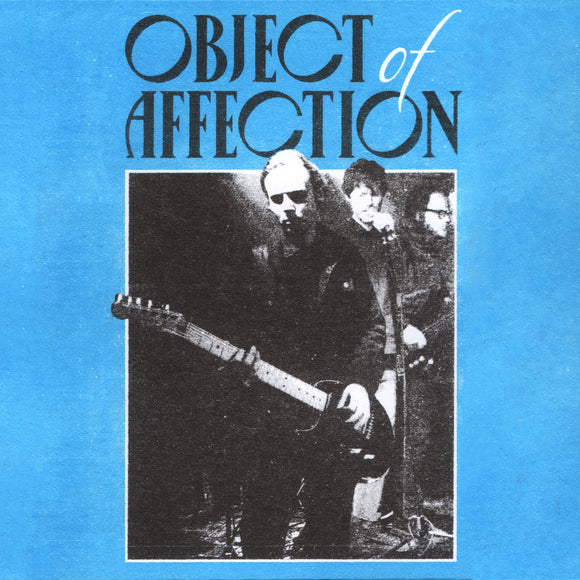 OBJECT OF AFFECTION - OBJECT OF AFFECTION Cassette Tape