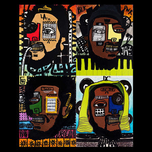 TERRACE MARTIN, ROBERT GLASPER, KAMASI WASHINGTON, 9TH WONDER - DINNER PARTY Vinyl LP