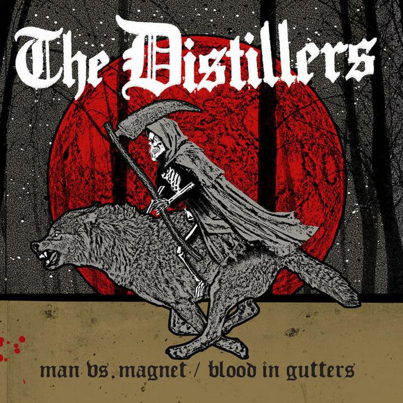 DISTILLERS, THE - MAN VS MAGNET Vinyl 7