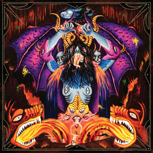 DEVIL MASTER - SATAN SPITS ON CHILDREN OF LIGHT LP