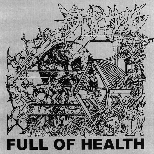 FULL OF HEALTH - FULL OF HEALTH Vinyl 7