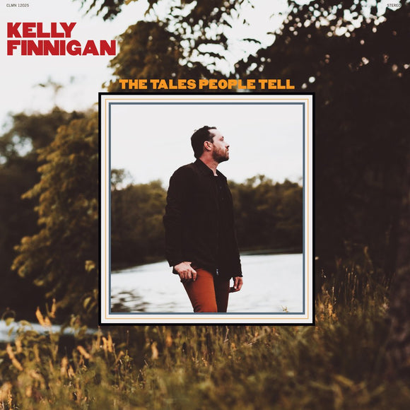 KELLY FINNIGAN - THE TALES PEOPLE TELL LP (Red Vinyl)