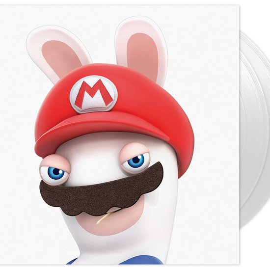 OST: MARIO + RABBIDS KINGDOM BATTLE Vinyl 2xLP