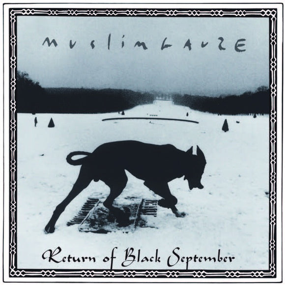 MUSLIMGAUZE - RETURN OF BLACK SEPTEMBER Vinyl 2xLP