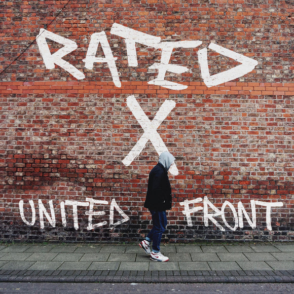 RATED X - UNITED FRONT Vinyl LP