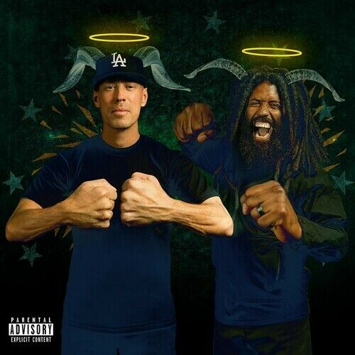 MURS X THE GROUCH - THEES HANDZ LP