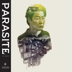 OST - JUNE JAE IL - PARASITE LP (GREEN)