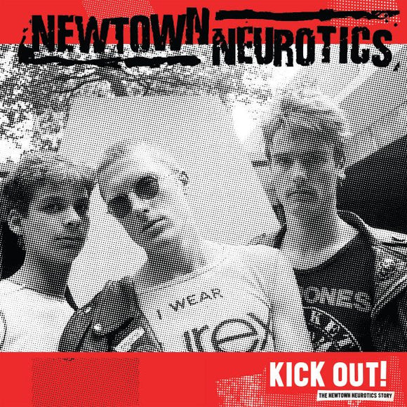 NEWTON NEUROTICS - KICK OUT! Vinyl LP
