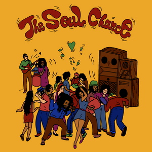 THE SOUL CHANCE - S/T LP