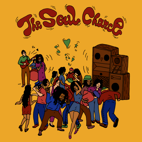 THE SOUL CHANCE - S/T LP [PRE-ORDER]
