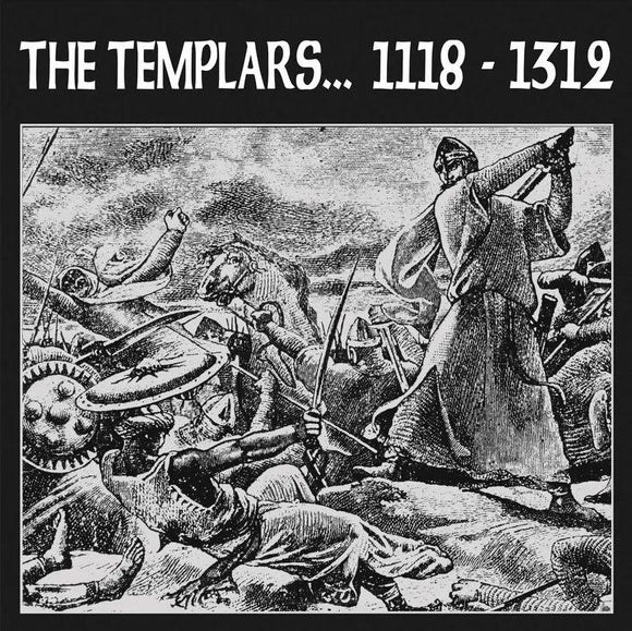 THE TEMPLARS - 1118-1312 Vinyl LP