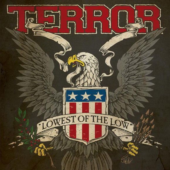 TERROR - LOWEST OF THE LOW Vinyl LP