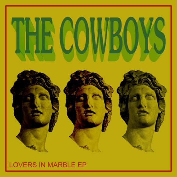 COWBOYS - LOVERS IN MARBLE CASSETTE