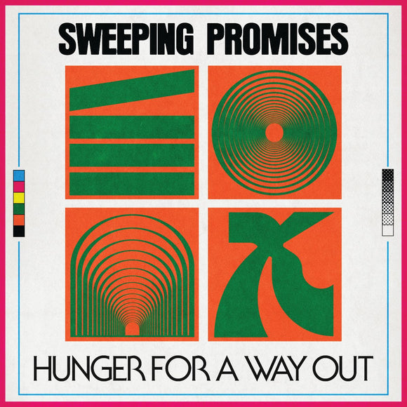 SWEEPING PROMISES - HUNGER FOR A WAY OUT Vinyl LP