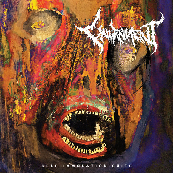 UNURNMENT - SELF-IMMOLATION SUITE Cassette Tape