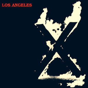 X - LOS ANGELES Vinyl LP