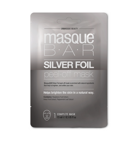 Masque Bar Silver Foil Peel of Mask Iluminador Sachet 15ml