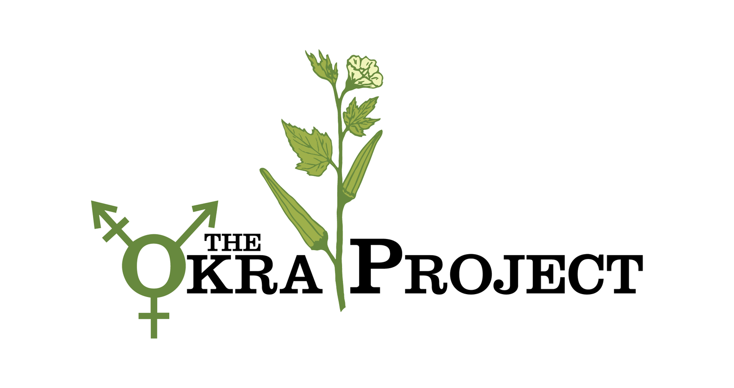 The Okra Project Logo