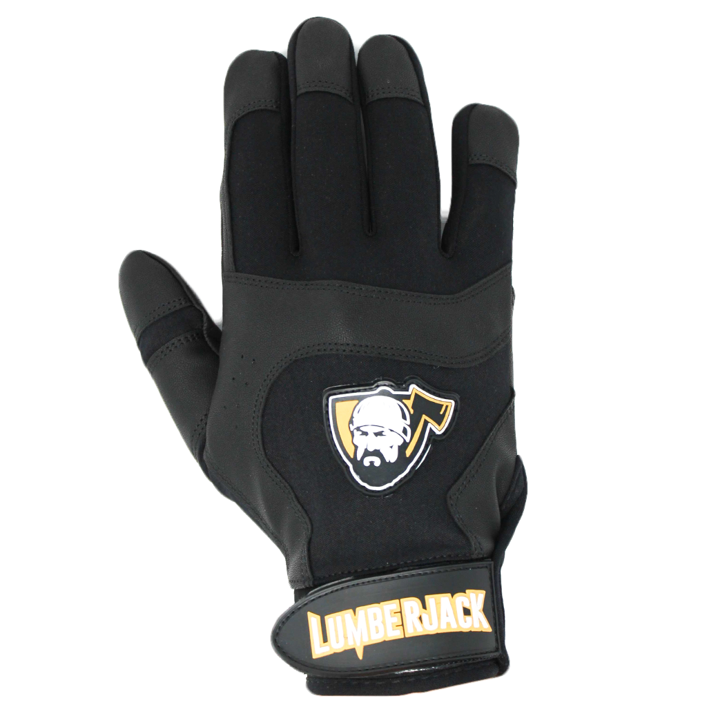 YOUTH Batting Gloves - Black