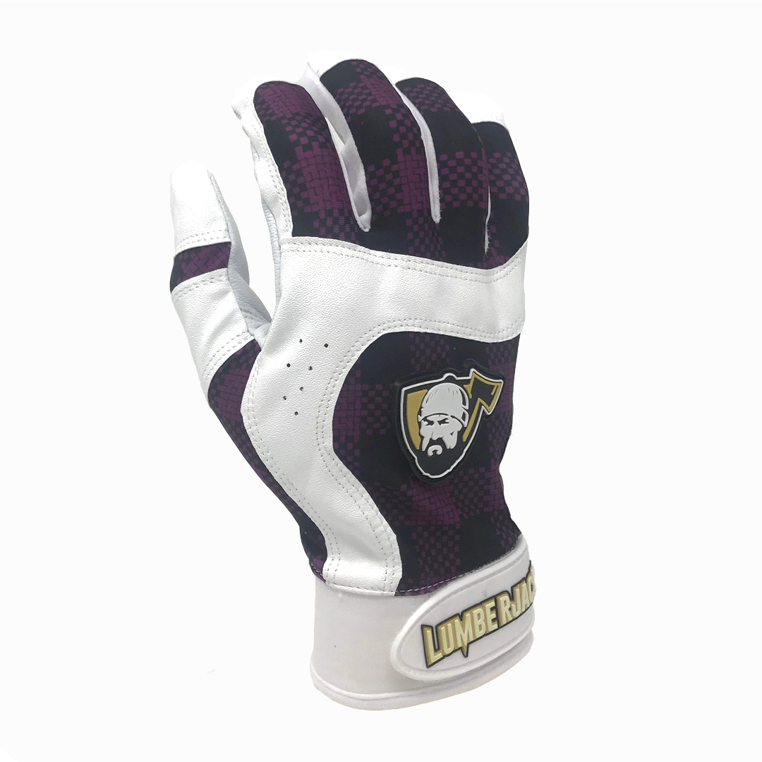 Youth Gloves - Purple