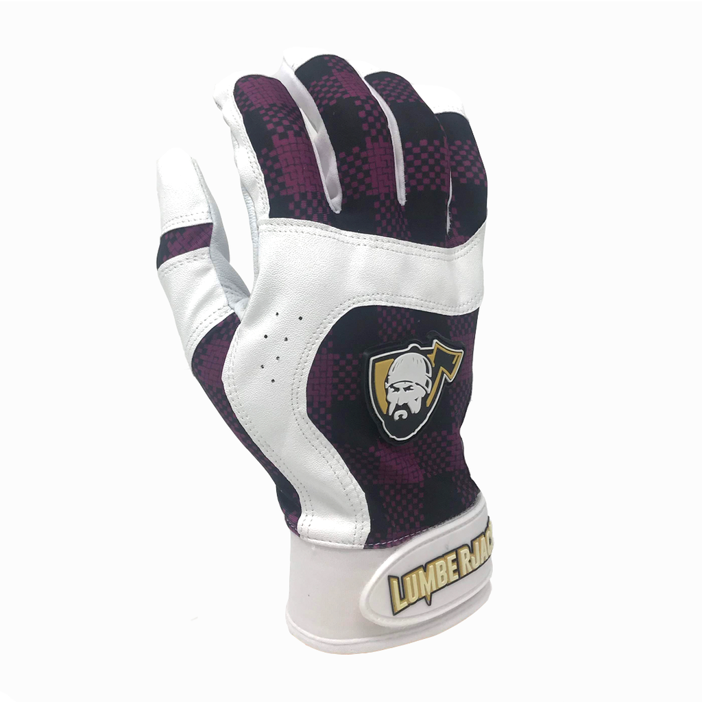 YOUTH Batting Gloves - Purple