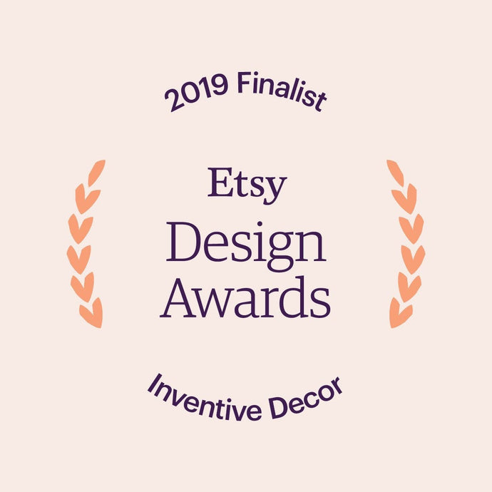 Les Etsy Design Awards 2019